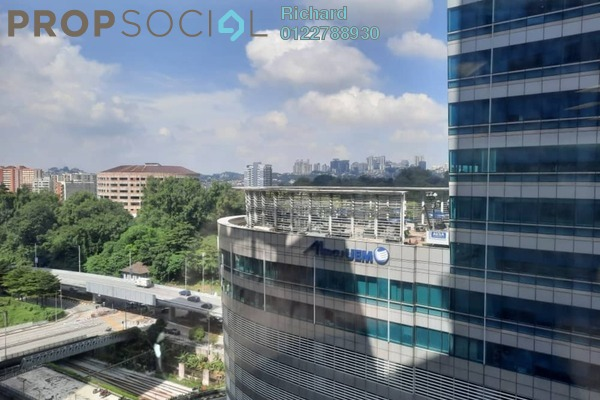For Rent Office at Plaza Sentral, KL Sentral Freehold Semi Furnished 0R/0B 13k