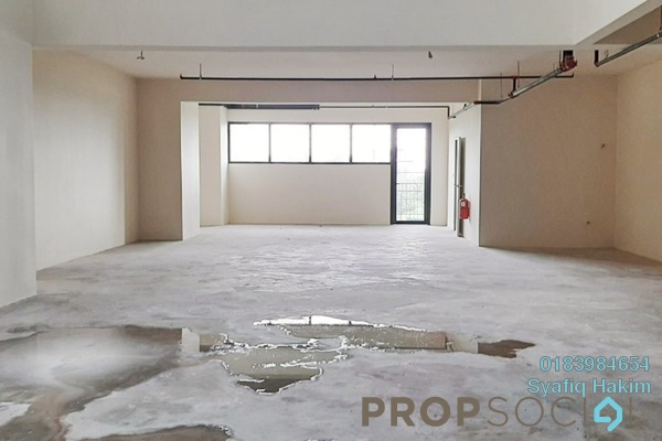 For Sale Office at Tamarind Square, Cyberjaya Freehold Unfurnished 0R/0B 4m