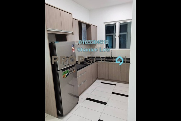 For Rent Serviced Residence at Skypod, Bandar Puchong Jaya Freehold Fully Furnished 1R/1B 1.5k