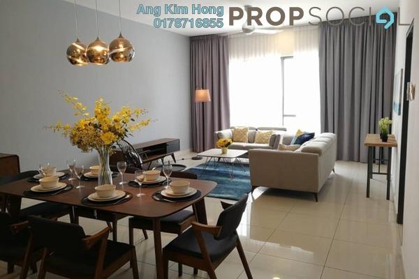Condominium For Rent in Da Men, UEP Subang Jaya Freehold Semi Furnished 2R/2B 2.6k