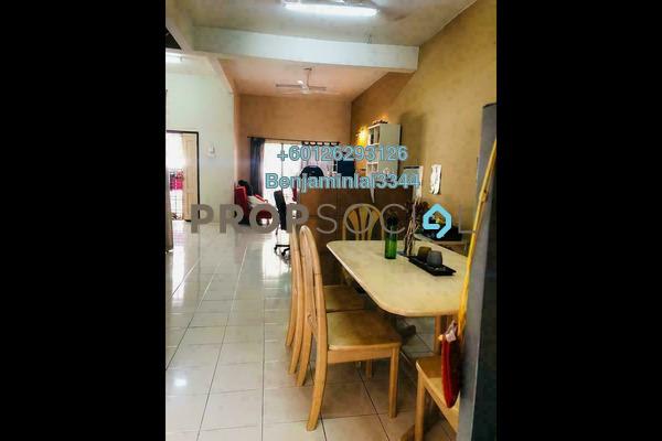 Terrace For Sale in Bukit Prima Pelangi, Segambut Freehold Semi Furnished 4R/3B 850k