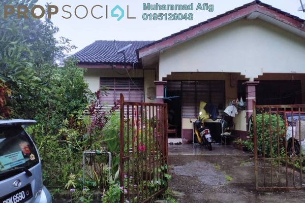 For Sale Terrace at Jalan Machang, Machang Freehold Unfurnished 3R/2B 155k