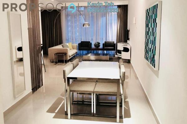 Condominium For Rent in One Residency, Bukit Ceylon Freehold Fully Furnished 1R/1B 2.5k