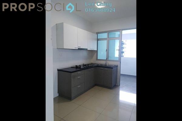 For Rent Condominium at Casa Green, Bukit Jalil Freehold Semi Furnished 3R/2B 1.4k
