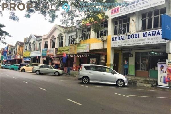 For Rent Office at Taman Mawar, Pasir Gudang Freehold Semi Furnished 0R/2B 1.08k