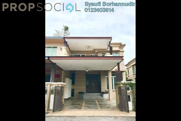 Semi-Detached For Sale in Kemensah Mewah, Kemensah Freehold Unfurnished 6R/6B 2.3m