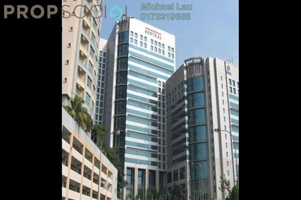 Office For Sale in Plaza Sentral, KL Sentral Freehold Semi Furnished 0R/0B 2.57m