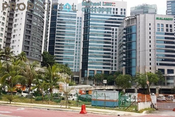 For Rent Office at Plaza Sentral, KL Sentral Freehold Semi Furnished 0R/0B 13k