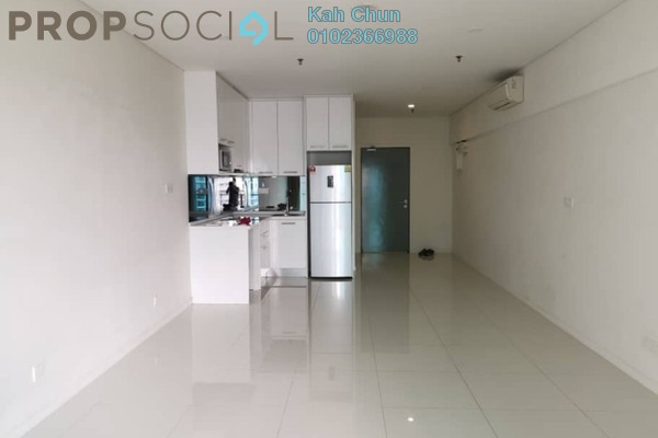 For Rent Condominium at Summer Suites, KLCC Freehold Semi Furnished 1R/1B 1.1k