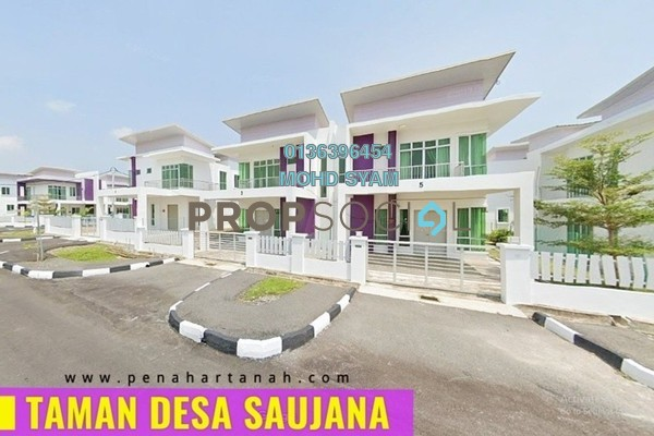 Semi-Detached For Sale in PR1MA Homes @ Kuala Perlis, Perlis Freehold Unfurnished 4R/4B 473k