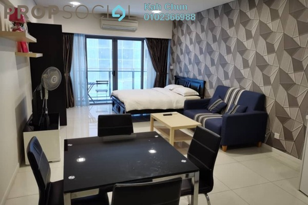 For Rent Condominium at Summer Suites, KLCC Freehold Fully Furnished 1R/1B 1.5k