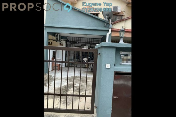 Townhouse For Sale in Templer Suasana, Templer's Park Freehold Unfurnished 3R/2B 350k