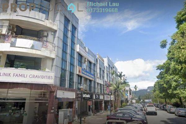 For Rent Shop at KLSC, Wangsa Maju Freehold Unfurnished 0R/0B 4.5k