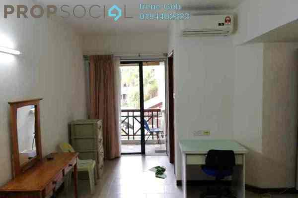 For Rent Condominium at Bellisa Court, Pulau Tikus Freehold Fully Furnished 3R/2B 2.5k