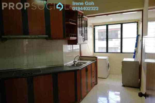 For Rent Condominium at Bellisa Court, Pulau Tikus Freehold Fully Furnished 3R/2B 2.6k