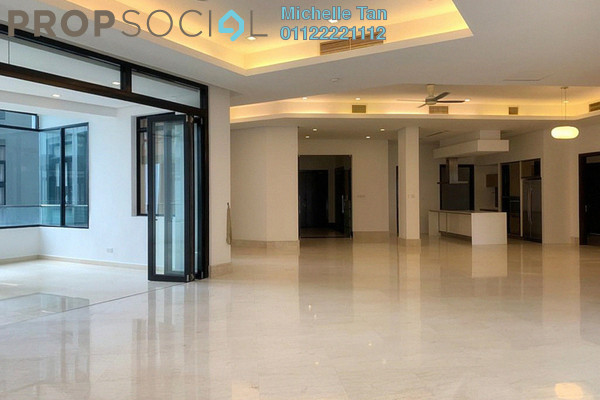 Condominium For Sale in Gallery U-Thant, Ampang Hilir Freehold Semi Furnished 3R/3B 3.4m