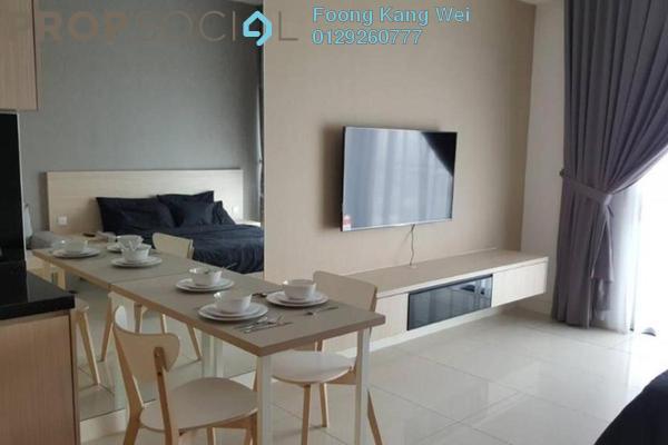 Condominium For Sale in Nadi Bangsar, Bangsar Freehold Fully Furnished 1R/1B 740k