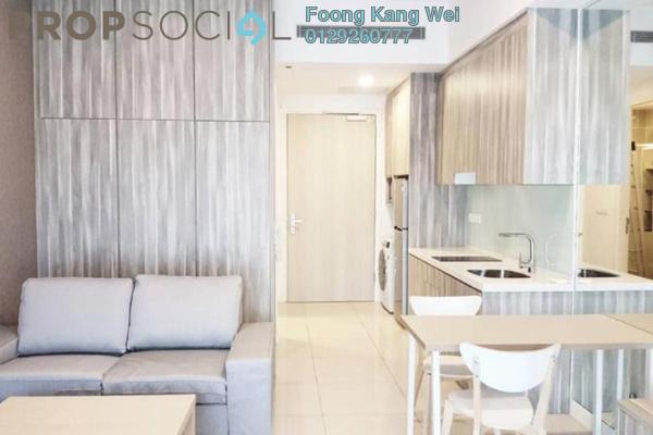 Condominium For Sale in Nadi Bangsar, Bangsar Freehold Fully Furnished 1R/1B 739k