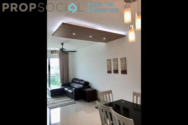 For Rent Condominium at Solaris Dutamas, Dutamas Freehold Fully Furnished 2R/2B 3.8k