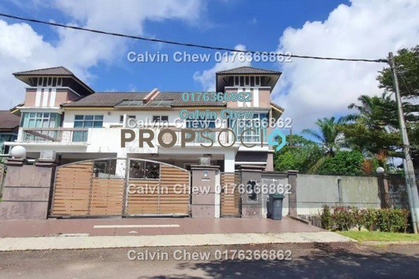 Semi-Detached For Sale in IOI Palm Villa Golf & Country Resort, Bandar Putra Freehold Unfurnished 5R/6B 900k