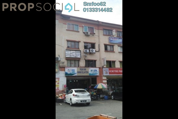 For Rent Apartment at Ukay Perdana, Ukay Freehold Unfurnished 3R/1B 700translationmissing:en.pricing.unit