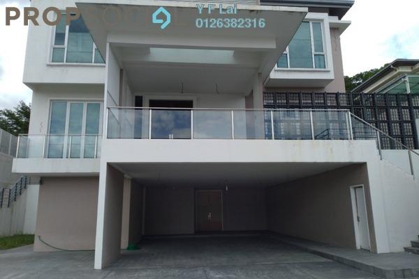 For Sale Bungalow at Taman Bukit Segar, Cheras Freehold Semi Furnished 8R/8B 10m