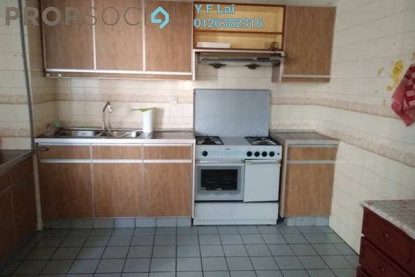 For Rent Condominium at Faber Heights, Taman Desa Freehold Fully Furnished 2R/2B 1.5k
