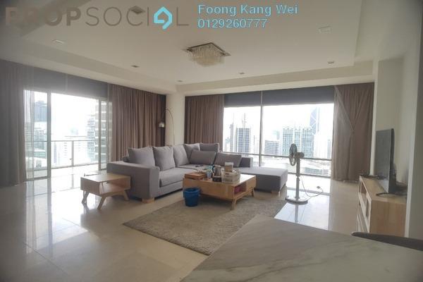 For Rent Condominium at Pavilion Residences, Bukit Bintang Freehold Semi Furnished 4R/5B 13k