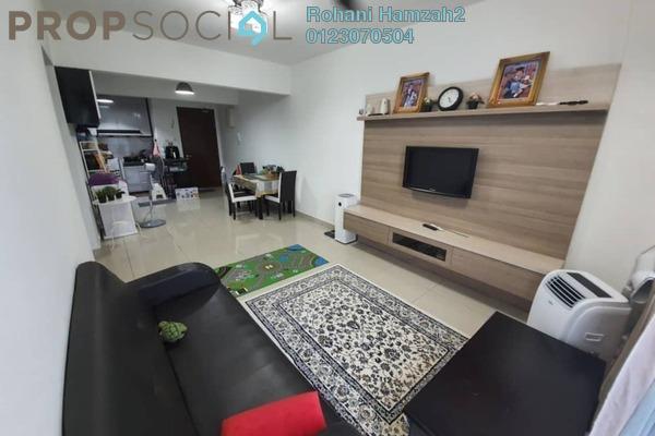 For Rent Apartment at Bandar Seri Putra, Bandar Seri Putra Freehold Fully Furnished 3R/2B 1k