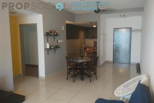 For Rent Serviced Residence at Parc @ One South, Seri Kembangan Freehold Fully Furnished 3R/2B 1.8k
