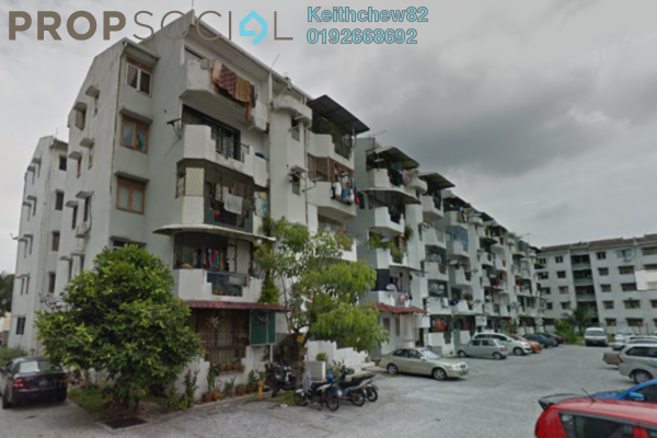 Apartment For Sale in Sri Subang Apartment, Bandar Sunway Freehold Unfurnished 3R/2B 200k