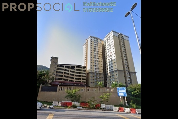Condominium For Sale in Puncak Banyan, Cheras Freehold Unfurnished 3R/2B 335k
