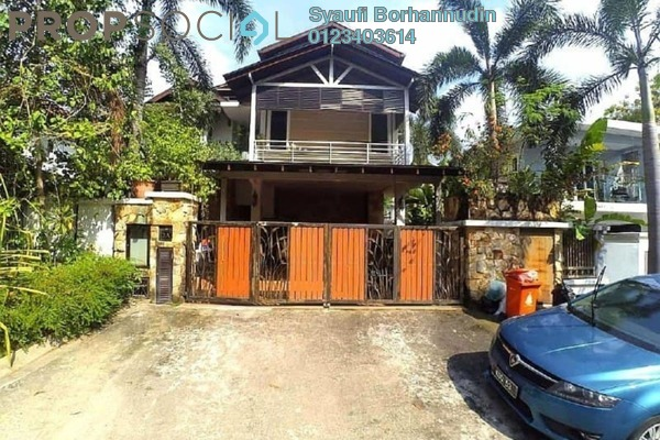 For Sale Bungalow at Mutiara Homes, Mutiara Damansara Freehold Unfurnished 7R/7B 5.5m