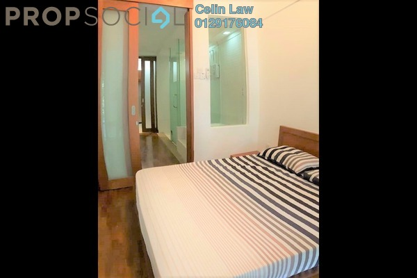 Condominium For Sale in 10 Semantan, Damansara Heights Freehold Fully Furnished 1R/1B 308k