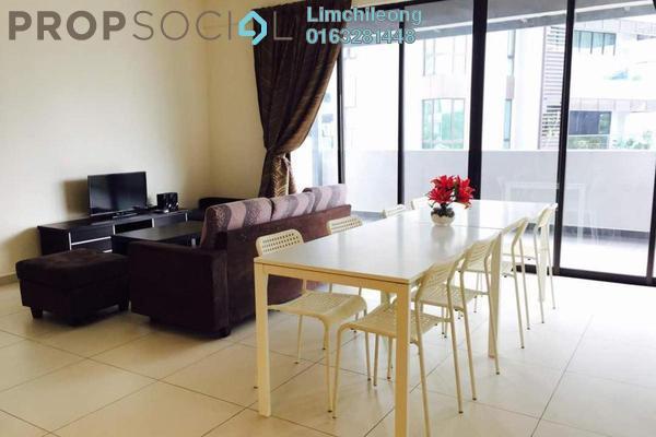 Condominium For Rent in Serin Residency, Cyberjaya Freehold Fully Furnished 4R/2B 2.5k