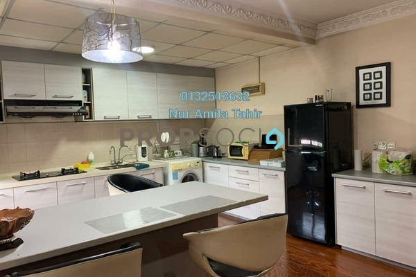 For Rent Apartment at Sri Acappella, Shah Alam Freehold Fully Furnished 1R/1B 1.5k