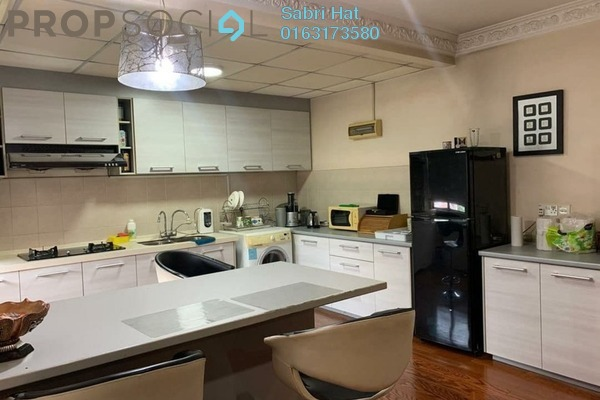 Apartment For Rent in Sri Acappella, Shah Alam Freehold fully_furnished 1R/1B 1.5k