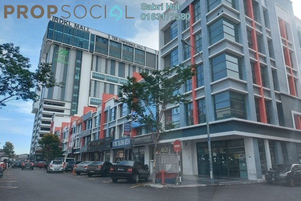 Shop For Rent in Section 16, Shah Alam Freehold unfurnished 0R/0B 7k