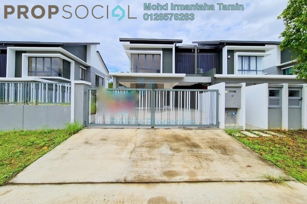 Semi-Detached For Rent in Hemingway Residences @ North Haven Coalfields, Sungai Buloh Freehold unfurnished 4R/5B 2k