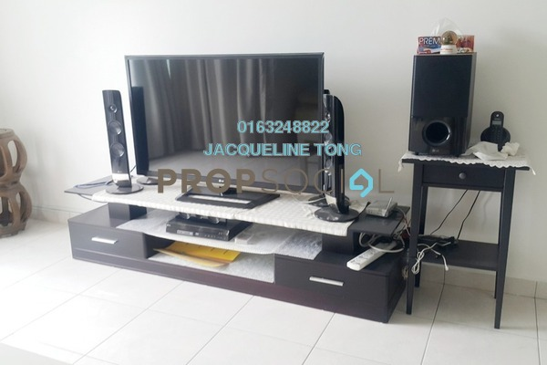For Rent Condominium at Desa Impiana, Puchong Freehold Fully Furnished 3R/2B 1.3k