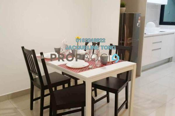 Serviced Residence For Sale in i-Residence @ i-City, Shah Alam Freehold Fully Furnished 1R/1B 500k