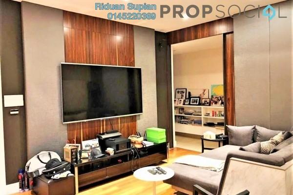 Condominium For Sale in Sri Bukit Tunku, Kenny Hills Freehold Semi Furnished 5R/5B 4.3m