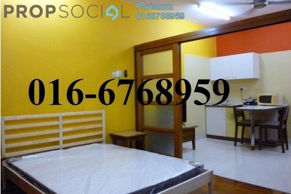 For Rent Condominium at Seri Cempaka, Cheras Freehold Fully Furnished 1R/1B 1.1k
