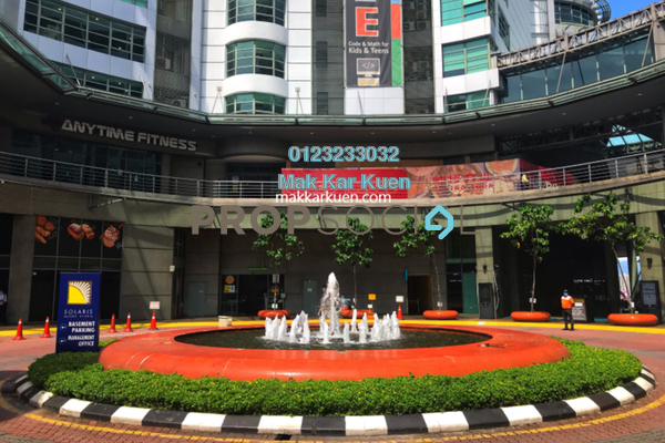 Office For Sale in Solaris Mont Kiara, Mont Kiara Freehold unfurnished 0R/0B 972k