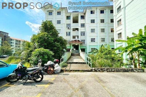 Apartment For Sale in Residensi Warnasari, Puncak Alam Freehold unfurnished 3R/2B 170k