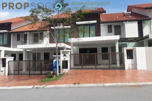Terrace For Rent in Tari, Alam Impian Freehold Semi Furnished 5R/5B 1.8k