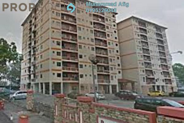 Apartment For Sale in Penaga Mas, Puchong Freehold semi_furnished 3R/2B 199k