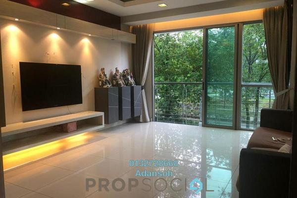 For Sale Terrace at Zenia, Desa ParkCity Freehold Semi Furnished 4R/4B 2.49m