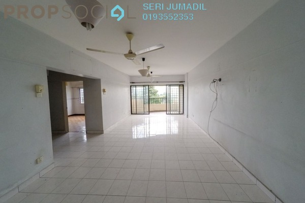 Apartment For Sale in Anjung Hijau, Bukit Jalil Freehold Unfurnished 2R/1B 380k
