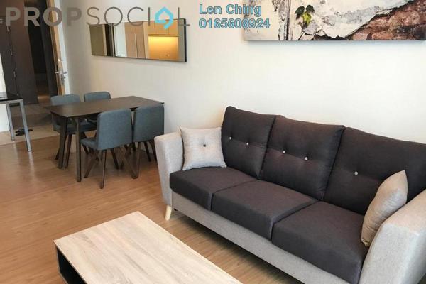 For Rent Condominium at Nadi Bangsar, Bangsar Freehold Fully Furnished 1R/1B 2k